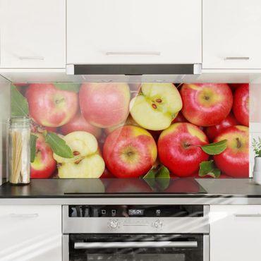 Paraschizzi in vetro - Juicy Apples