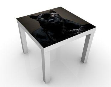 Tavolino design Black Puma