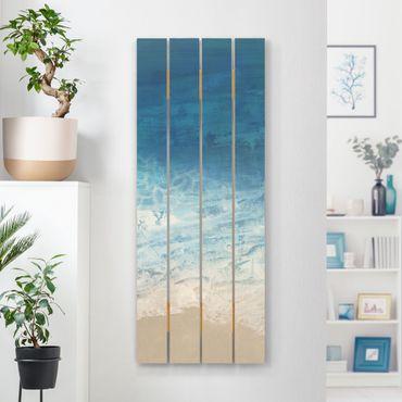 Stampa su legno - Tides In Color I - Verticale 5:2