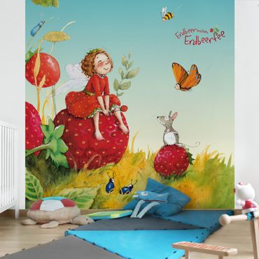 Carta da parati - The Strawberry Fairy - Enchanting