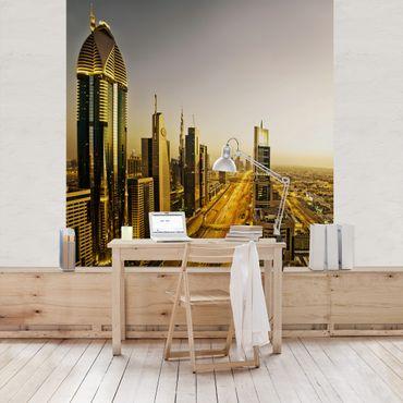 Carta da parati - Golden Dubai