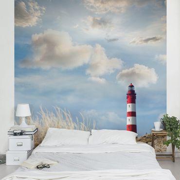 Carta da parati - Lighthouse in the dunes