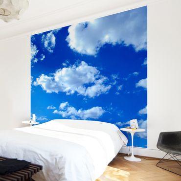 Carta da parati - Clouds sky