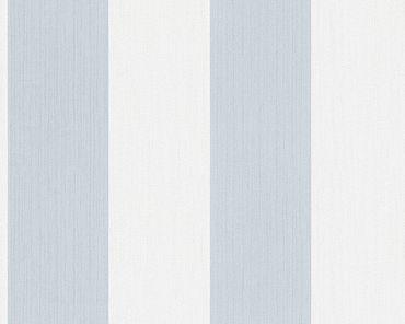 Carta da parati - Esprit Esprit 13 Woods in Blu Bianco