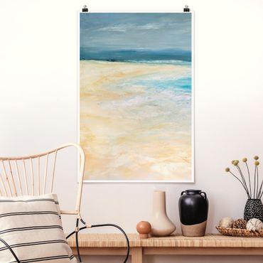 Poster - Tempesta sul mare I - Verticale 3:2