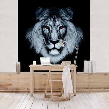 Carta da parati - Dark Lion