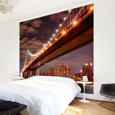 Carta da parati - Manhattan Bridge