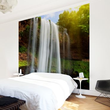 Carta da parati - Waterfalls