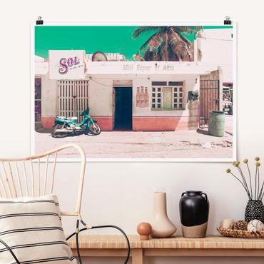 Poster - Minimarket Vintage - Orizzontale 2:3