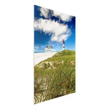 Quadro in forex - Dune Breeze - Verticale 2:3