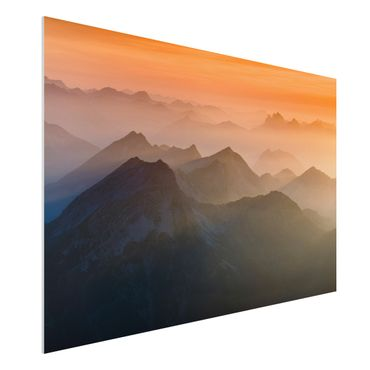Quadro in forex - View Of The Zugspitze - Orizzontale 3:2