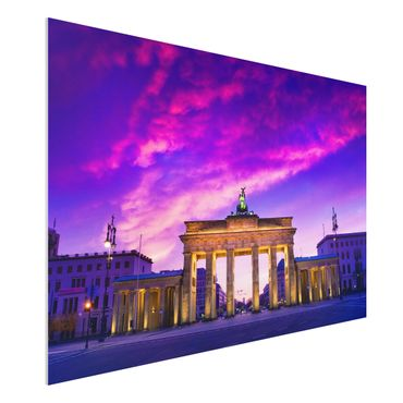 Quadro in forex - This is Berlin! - Orizzontale 3:2