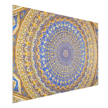 Quadro in forex - Dome of the Mosque - Orizzontale 3:2