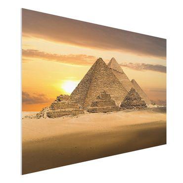Quadro in forex - Dream of Egypt - Orizzontale 3:2