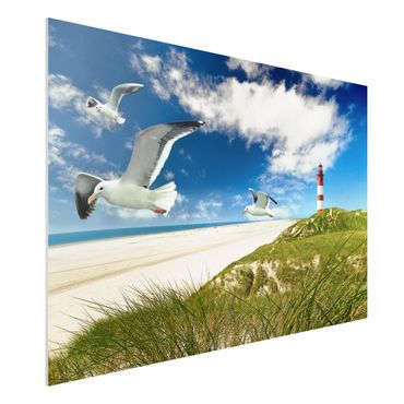 Quadro in forex - Dune Breeze - Orizzontale 3:2