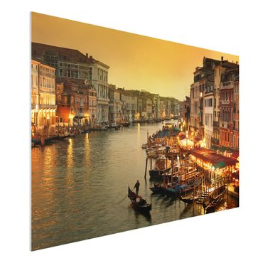 Quadro in forex - Grand Canal of Venice - Orizzontale 3:2