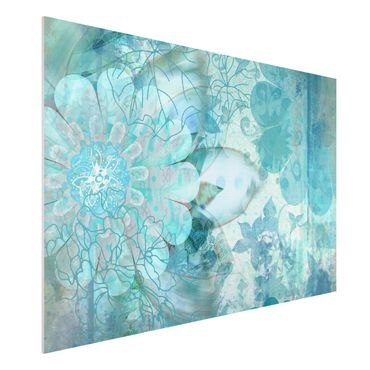 Quadro in forex - Winter Flowers - Orizzontale 3:2
