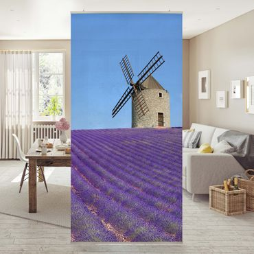 Tenda a pannello Lavender in Provence 250x120cm