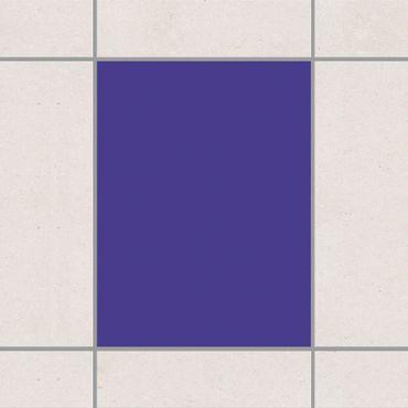 Adesivo per piastrelle - Colour Lilac 25cm x 20cm