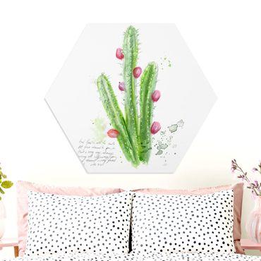 Esagono in forex - Cactus Con Bible Verses II