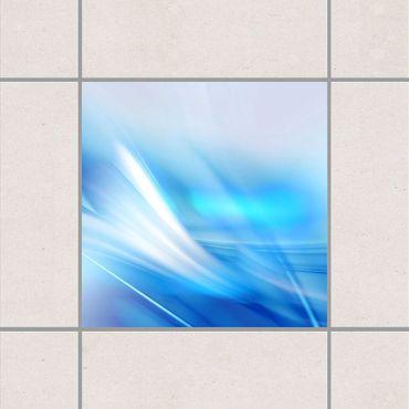 Adesivo per piastrelle - Aquatic 25cm x 20cm