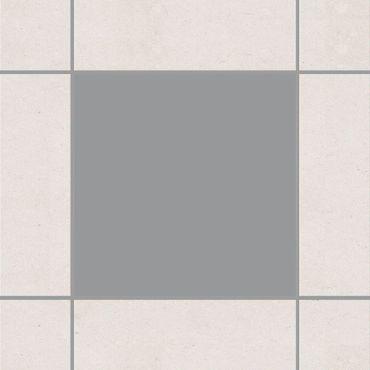 Adesivo per piastrelle - Grey 25cm x 20cm
