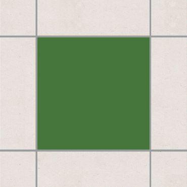 Adesivo per piastrelle - Colour Cyan 25cm x 20cm