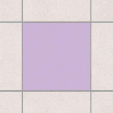 Adesivo per piastrelle - Colour Lavender 25cm x 20cm