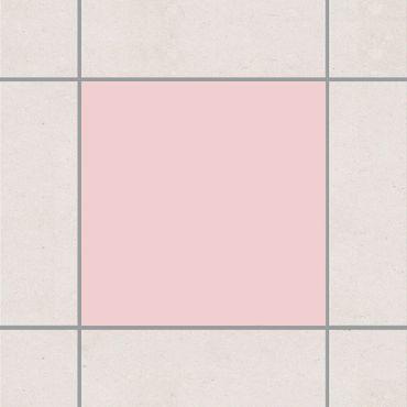 Adesivo per piastrelle - Colour Rose 25cm x 20cm