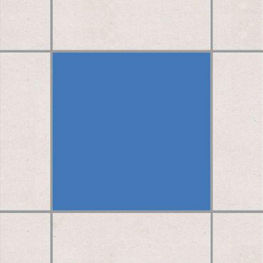 Adesivo per piastrelle - Colour Royal Blue 25cm x 20cm