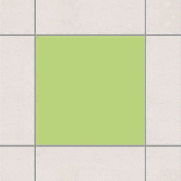 Adesivo per piastrelle - Colour Spring Green 25cm x 20cm