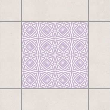 Adesivo per piastrelle - Celtic Lavender 25cm x 20cm