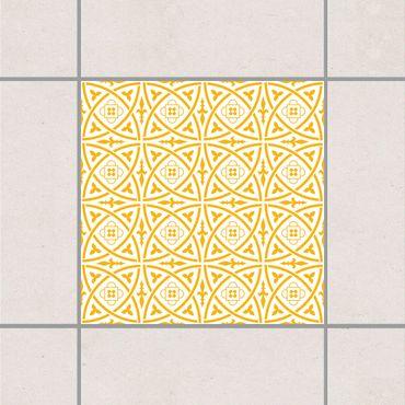 Adesivo per piastrelle - Celtic White Melon Yellow 25cm x 20cm