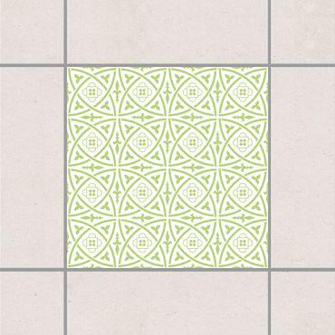 Adesivo per piastrelle - Celtic White Spring Green 25cm x 20cm