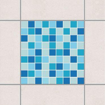 Adesivo per piastrelle - Mosaic Tiles Summer Set 25cm x 20cm