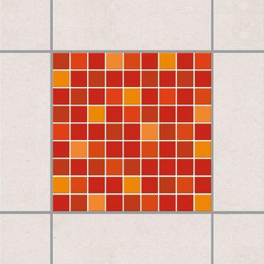 Adesivo per piastrelle - Mosaic Tiles Sunrise 15cm x 15cm
