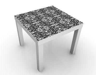 Tavolino design Abstract Design Black and White