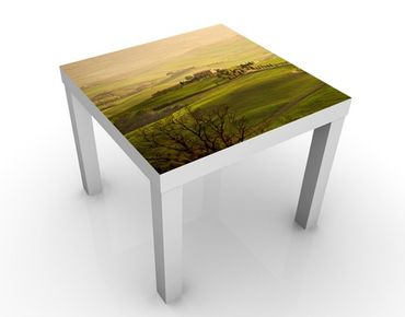 Tavolino design Chianti Toskana