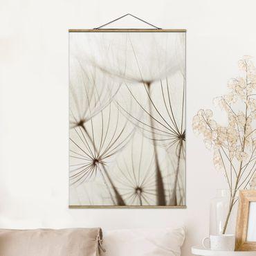 Foto su tessuto da parete con bastone - Gentle Erbe - Verticale 3:2
