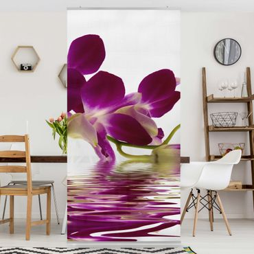 Tenda a pannello Pink Orchid Waters 250x120cm