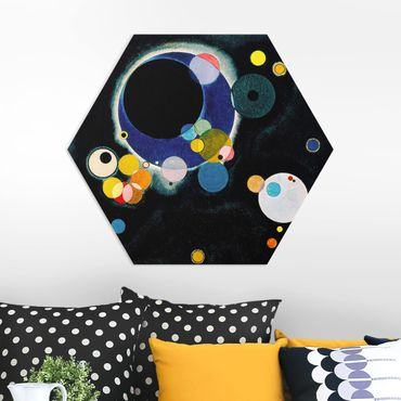 Esagono in forex - Wassily Kandinsky - Circles schizzo