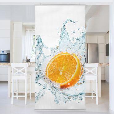 Tenda a pannello Fresh orange 250x120cm