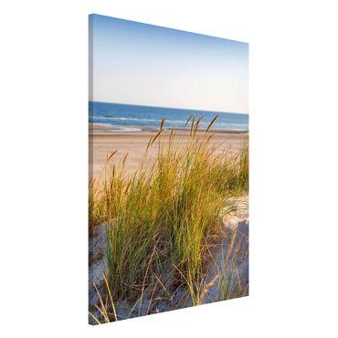 Lavagna magnetica - Beach Dune Al Mare - Formato verticale 2:3