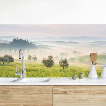 Rivestimento cucina - Primavera Toscana