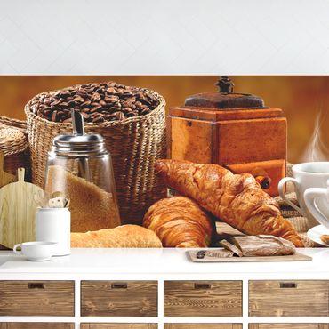 Rivestimento cucina - Breakfast Table