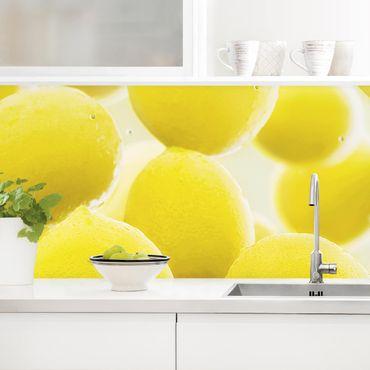 Rivestimento cucina - Limone In Acqua