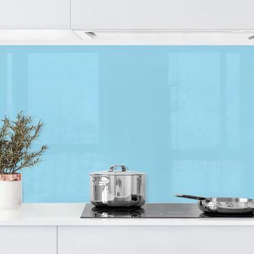 Rivestimento cucina - Blu pastello