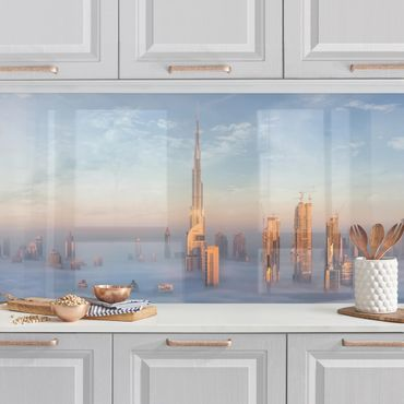 Rivestimento cucina - Dubai Sopra Le Nuvole
