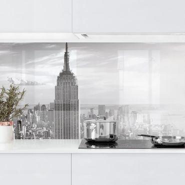Rivestimento cucina - Skyline Di Manhattan