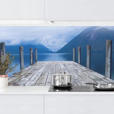 Rivestimento cucina - Nelson Parco Nazionale Dei Laghi Nuova Zelanda